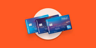 hilton honors amex credit cards an