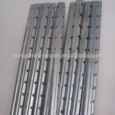 Galvanized 60x40mm Steel Vineyard Metal Fencing Grape Stake Buy Metal Fencing Stakes Metal Tree Stakes Steel Ground Stakes Product On Alibaba Com
