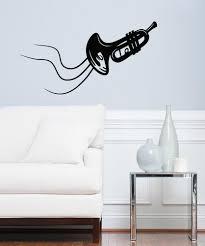 Vinyl Wall Decal Sticker Trumpet Os Mb338 Stickerbrand