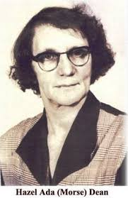 Bio Dean, Hazel Ada
