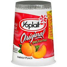 yoplait original low fat yogurt walgreens