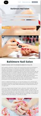 mix best nail salon in baltimore
