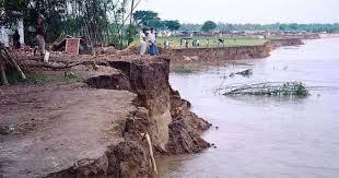 River bank erosion - NewsIn.Asia