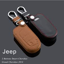 keychain key fob case cover for jeep