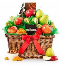 fresh fruit basket delivery fruit