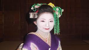 geisha makeup life style an bullet