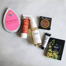 july 2016 play by sephora subscription