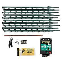Zareba Battery Powered Garden Protection Kit Kgpdc Z Zarebasystems Com