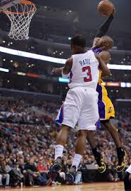 Kobe Bryant Dunk Chris Paul Dunk Photo ...