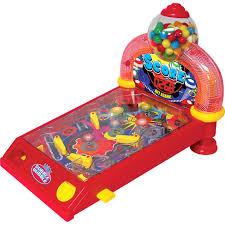 dubble bubble pinball gumball machine