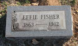 Effie E. Van Tassell Fisher (1863-1912) - Find A Grave Memorial