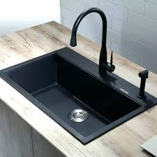 granite sink bathroom composite