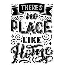 home quote vector images over