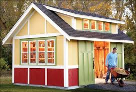 best garden shed design