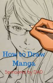 how to draw manga noseouths