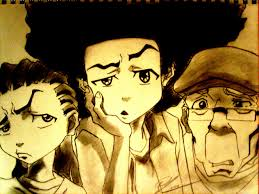 the boondocks wallpapers on wallpaperplay