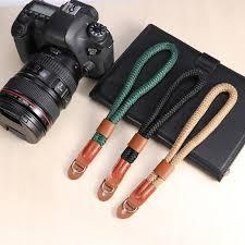ALLOYSEED Camera Strap Wrist Band 1Pcs Hand Nylon Rope Camera ...