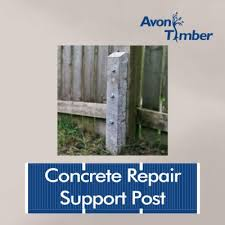 Concrete Repair Support Post 1220mm Avon Timber