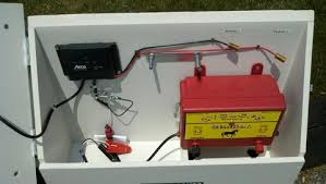 Buy Cyclops Super Solar Powered Electric Fence Charger Energizer Kit Cyclops Electric Fence Chargers