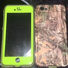 Lifeproof Accessories Realtree Camo Case For Iphone 66s Poshmark