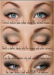 eyeshadow techniques for hooded eyes