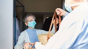 To Support Older Adults Amidst The COVID-19 Pandemic, Look to Area ...