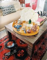 style to your coffee table