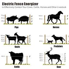 China High Strength Security Farm Electric Fence Electric Fence Wire Energizer China Electric Fence Energizer Farm