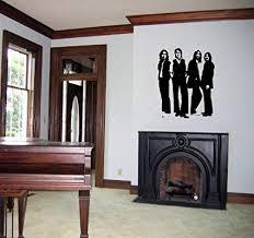 Beatles Promo Vinyl Wall Art Decal Stickers Decor Graphics Amazon Com