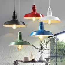 lamp vintage barn pendant light