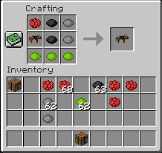 wolf armor and storage mods