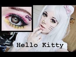 o kitty makeup you