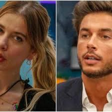GF Vip, Clizia Incorvaia litiga furiosamente con Andrea Denver ...