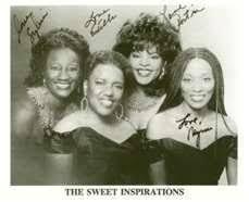 MYRNA SMITH of the Sweet Inspirations died December 24, 2010.   elvis  presley expert blog