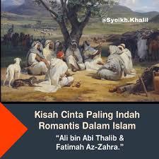 ▷ nikmatislam hijrah quote muslim cinta ali dan fatimah