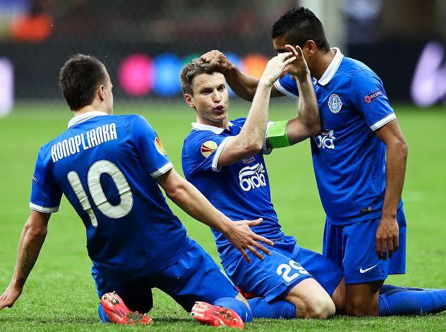 ดนิโปร เคยเข้าไปถึงรอบชิงชนะเลิศยูโรปา ลีก