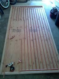 diy solar hot water building the