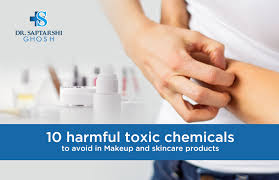 10 harmful toxic chemicals to avoid in