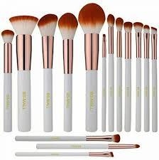 best makeup brushes juego de pinceles y