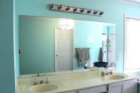 small bathroom wall mirrors round