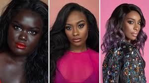 beauty tutorials for dark skin
