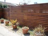 30 Fence Horizontal Slats Ideas Fence Fence Design Modern Fence
