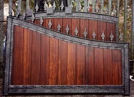 Wood Fence Gate Designs Procura Home Blog