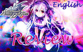 Fairy Fencer F Advent Dark Force Playstation 4 Review R3dplaystation