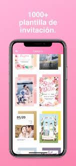 Crear Invitaciones Tarjetas App Store Review Aso Revenue