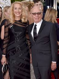 Rupert Murdoch And Jerry Hall Say They're Getting Married : The ...