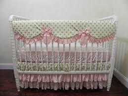 girl baby crib bedding set carissa