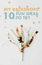 diy photography backdrops 10 fun ideas