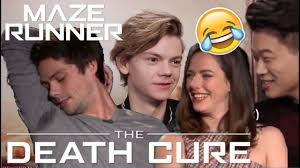 Maze Runner Cast: Death Cure Bloopers