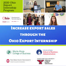 Northwest Ohio Cooperative Kitchen - A program of CIFT - If your company is  pursuing international business, hire a college student who has received  specialized coursework in exporting. The Ohio Development Services
